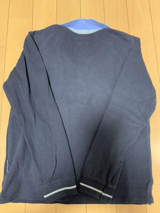 9688c4a959d8f メルカリ - アルマーニジュニア 長袖 ポロシャツ 10A 142cm アルマーニ ...