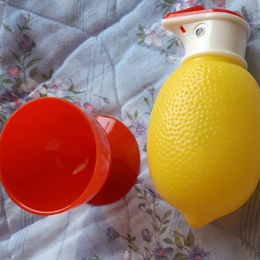 絞り 器 レモン