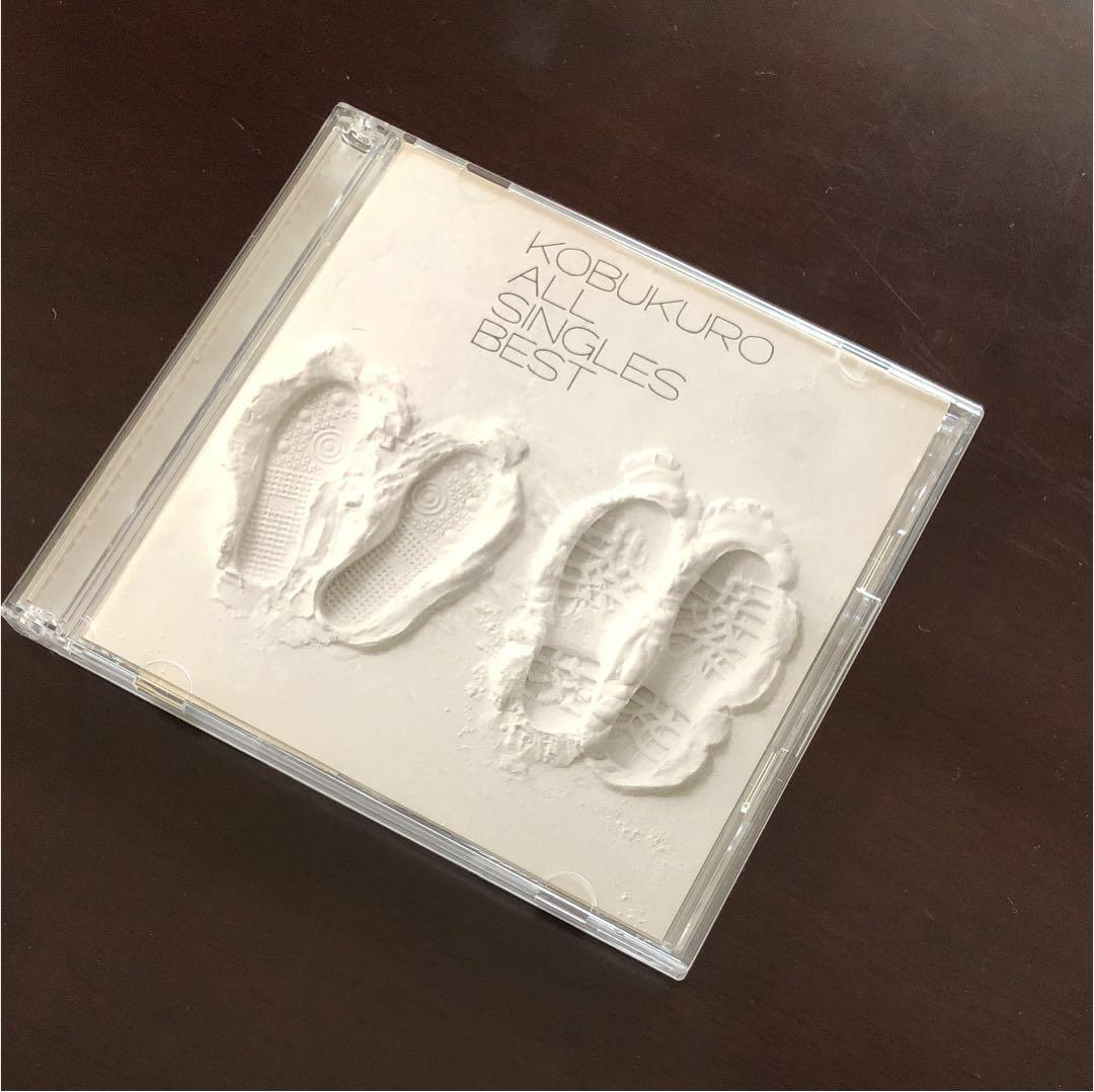 KOBUKURO ALL SINGLES BEST 2枚組(¥850) - メルカリ スマホでかんたん フリマアプリ