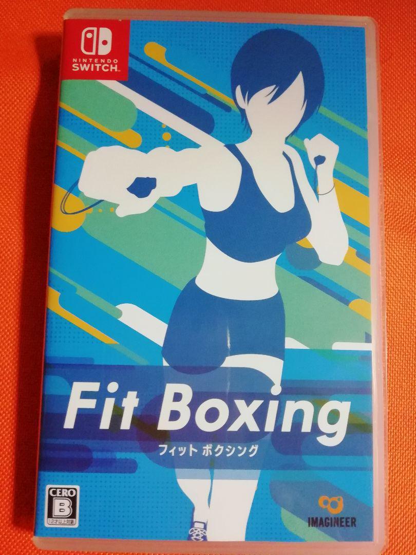 美品 Fit Boxing (フィットボクシング) Switch(¥5,555) , メルカリ スマホでかんたん フリマアプリ