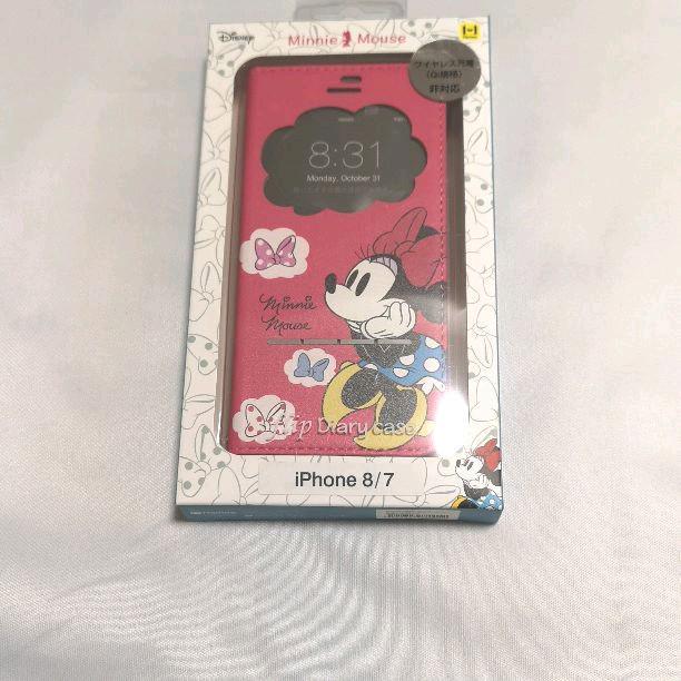 be85192c2e メルカリ - 新品 アイフォン7/8対応 Disney カバー ミニーちゃん ...