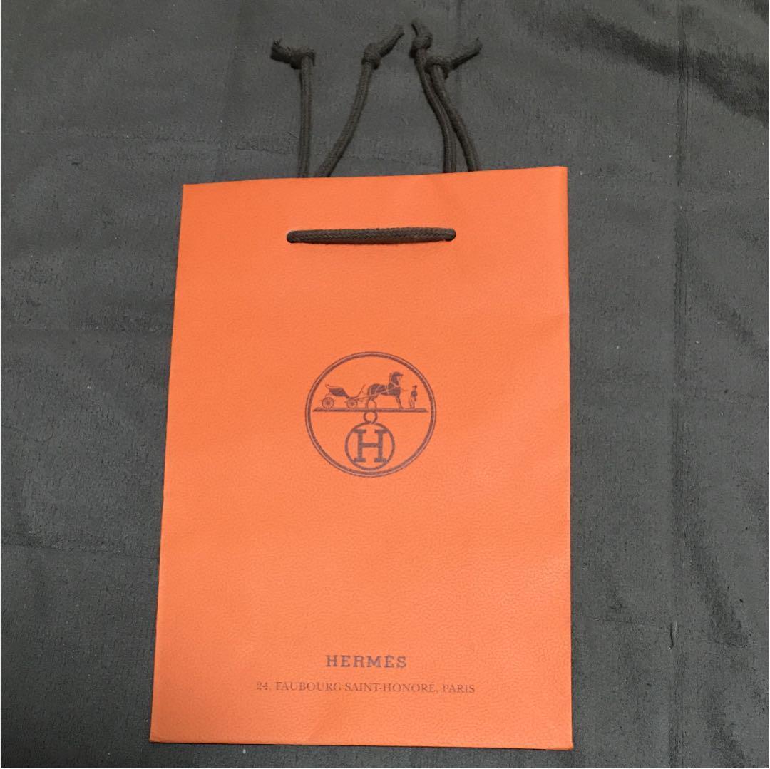 861e7ea7eb5d メルカリ - HERMES エルメス 紙袋 ショッパー 【ショップ袋】 (¥300 ...