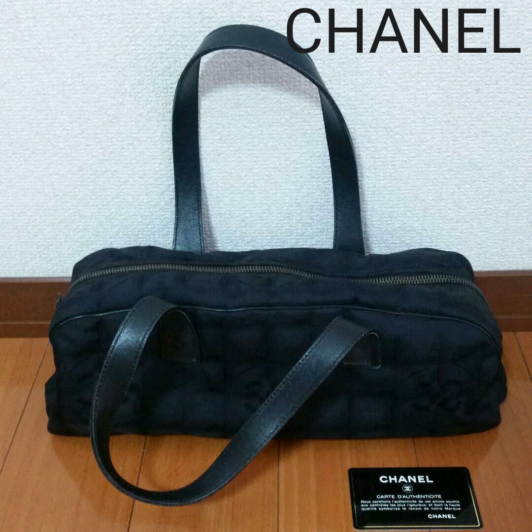 purchase cheap 27674 b7af9 太さん専用 シャネル ハンドバック 鞄 トートバッグ カバン バック ポーチ(¥10,440) - メルカリ スマホでかんたん フリマアプリ
