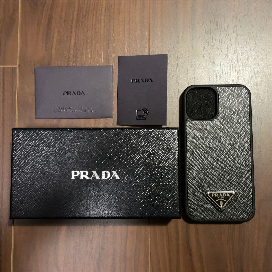 プラダ prada iPhone12 proケース iPhone12カバー