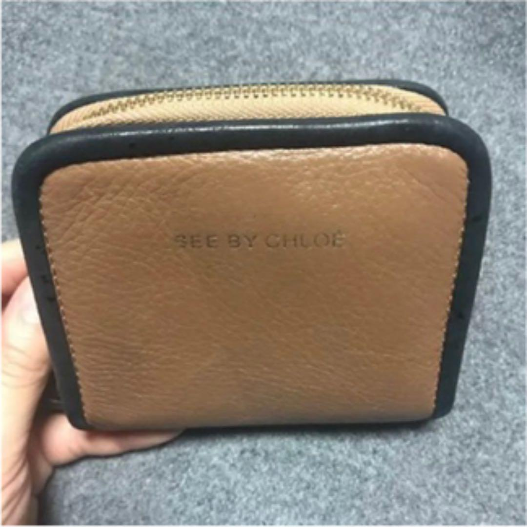 cheap for discount 6d3a3 2e44c SEE BY CHLOE シーバイクロエ 財布(¥4,000) - メルカリ スマホでかんたん フリマアプリ