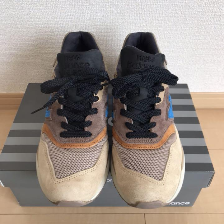 the best attitude 28d10 98bed KITH / nonnative / New Balance