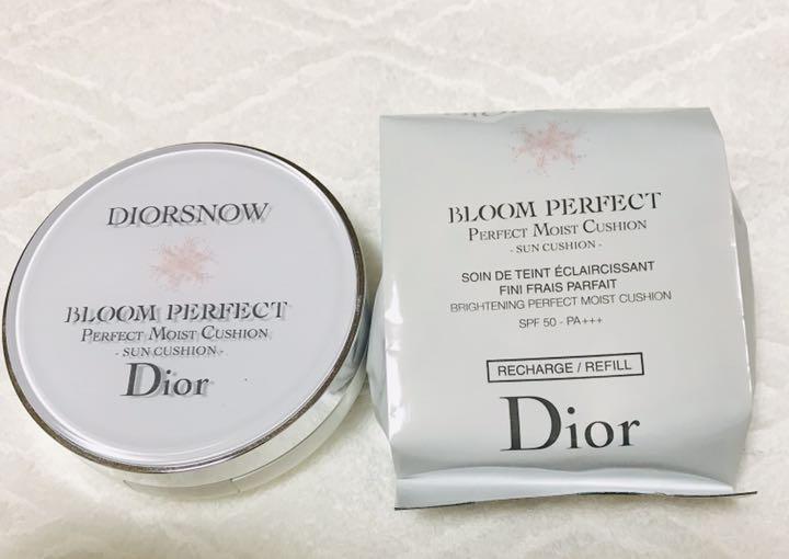 big sale 77a6c d82ee Dior ディオール クッションファンデ サンクッション 本体+リフィルセット(¥3,800) - メルカリ スマホでかんたん フリマアプリ