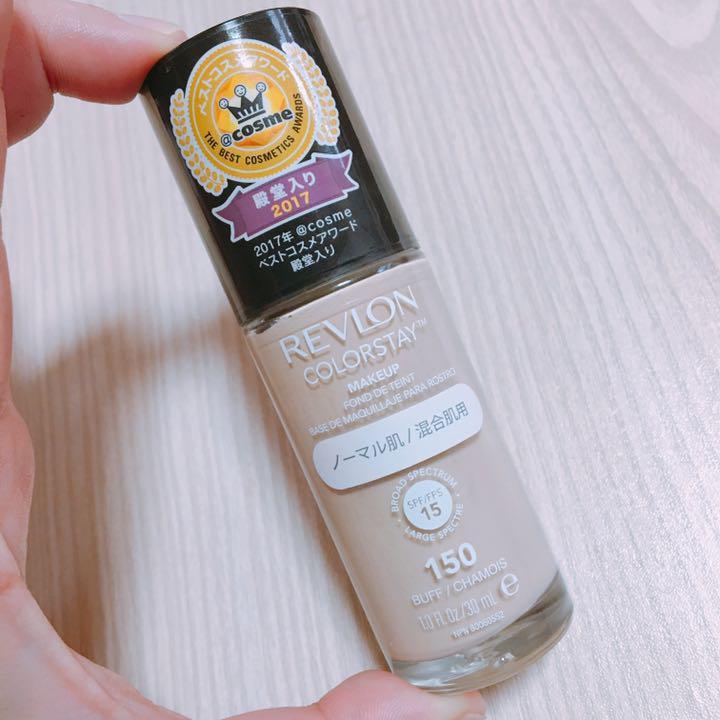 レブロン カラーステイメイクアップ ファンデーション 150(¥ 1,200) , メルカリ スマホでかんたん フリマアプリ