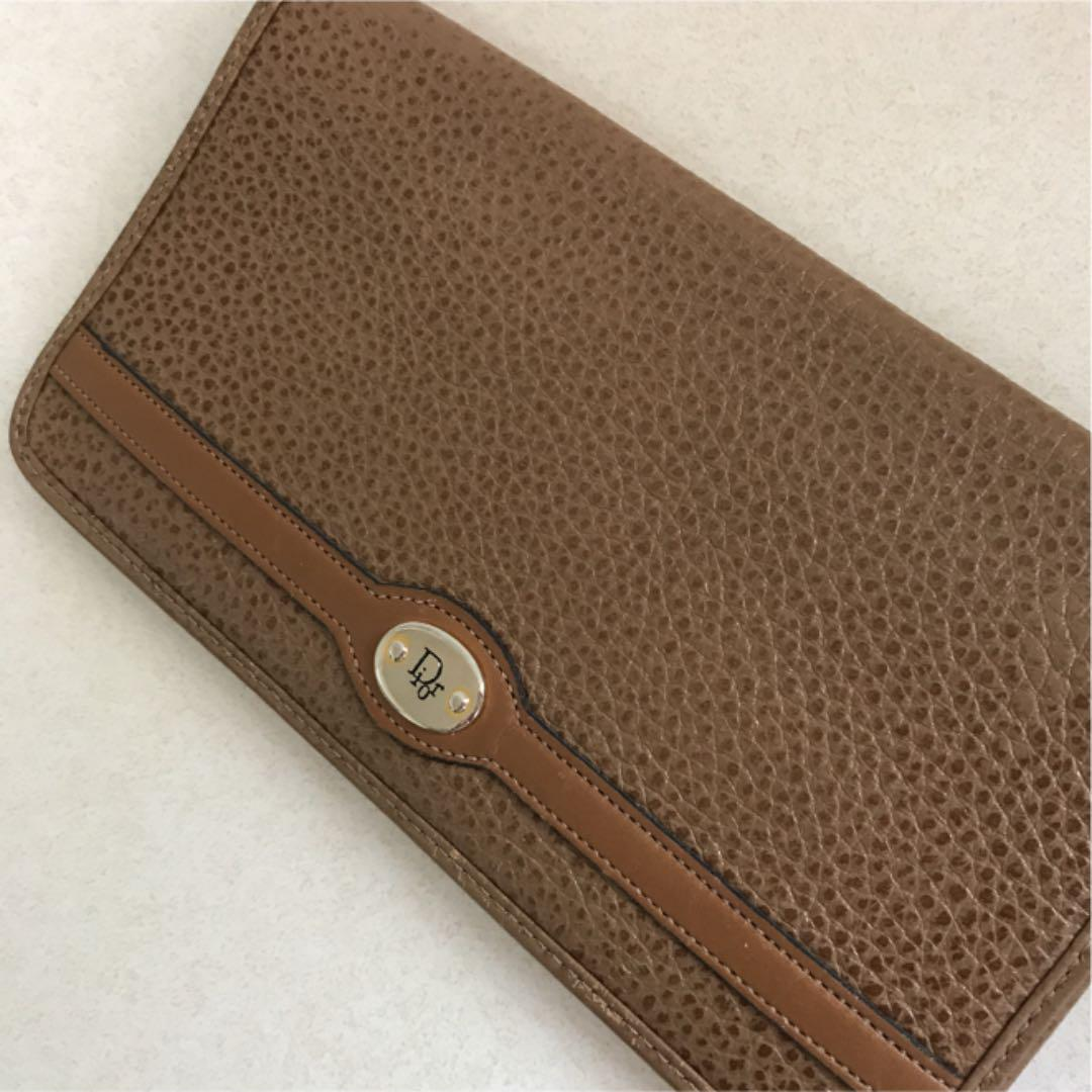 official photos 78d5d 1c99d egg様 専用 Dior ディオール 長財布 財布 レディース ヴィトン(¥1,400) - メルカリ スマホでかんたん フリマアプリ