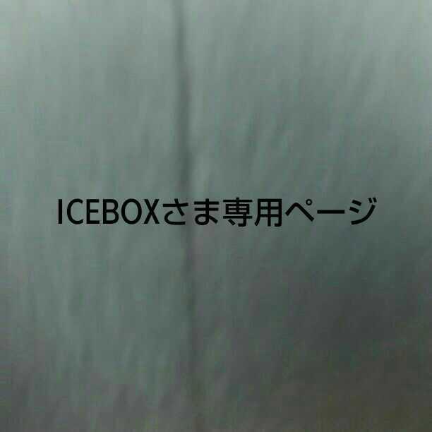 ICEBOXさま専用ページです(^,^)(¥2,000) , メルカリ スマホでかんたん フリマアプリ