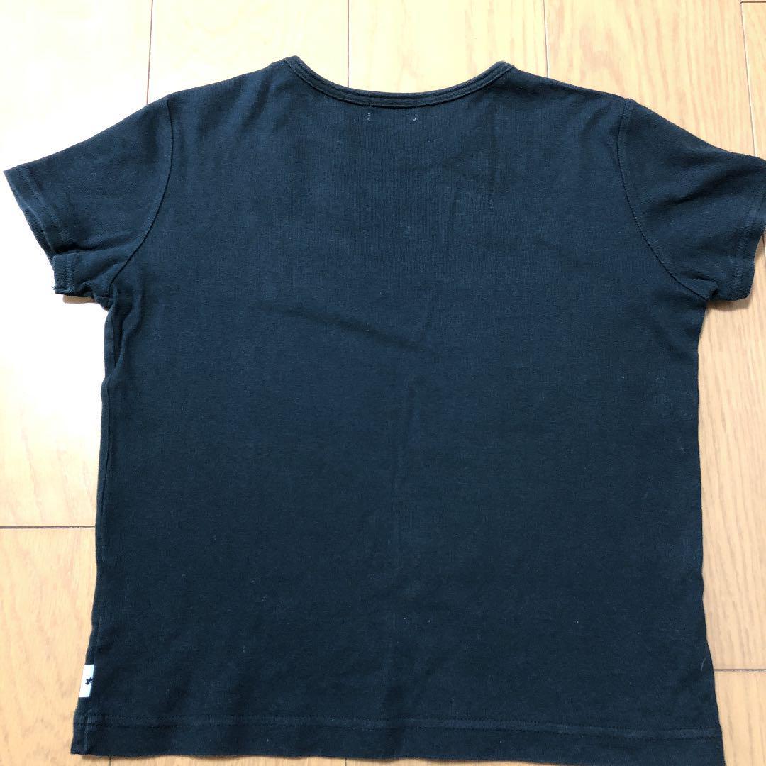 93a3ed3760f22 メルカリ - Tシャツ140ポンポネット美品 綿100%着心地最高  トップス(T ...
