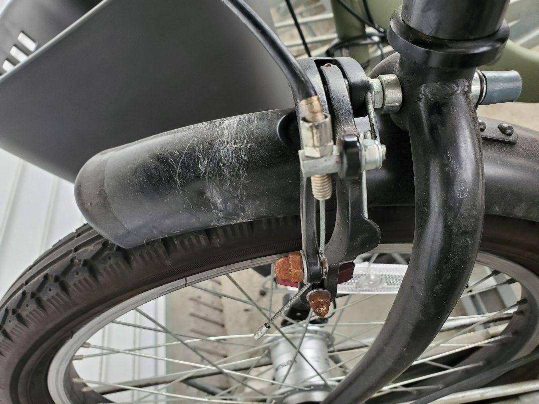 バイク 電動 自転車 イオン