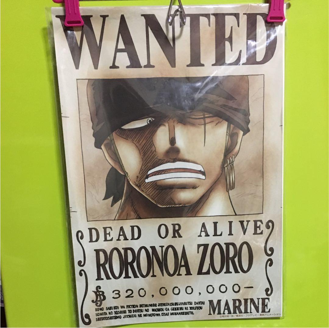 メルカリ One Piece 壁紙 ゾロ ポスター 800 中古や未使用の