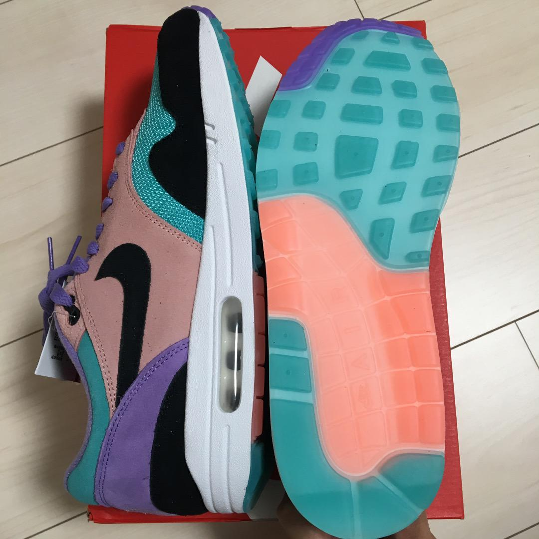 check out eb7ec ee2e7 最安値 27.5cm ナイキ エアマックス1 HAVE A NIKE DAY