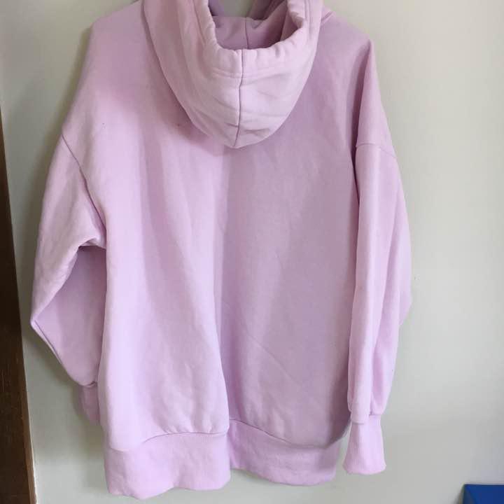 GU ピンク パーカー ワンピ(¥1,000) , メルカリ スマホでかんたん フリマアプリ