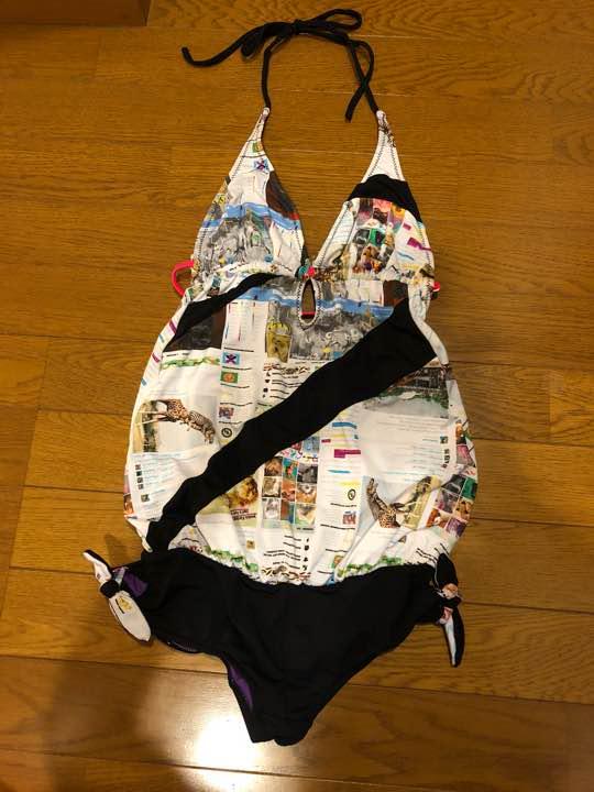 79a5063afd2 メルカリ - ガカモレ GUACAMOLE ワンピース 水着 【水着ワンピース ...