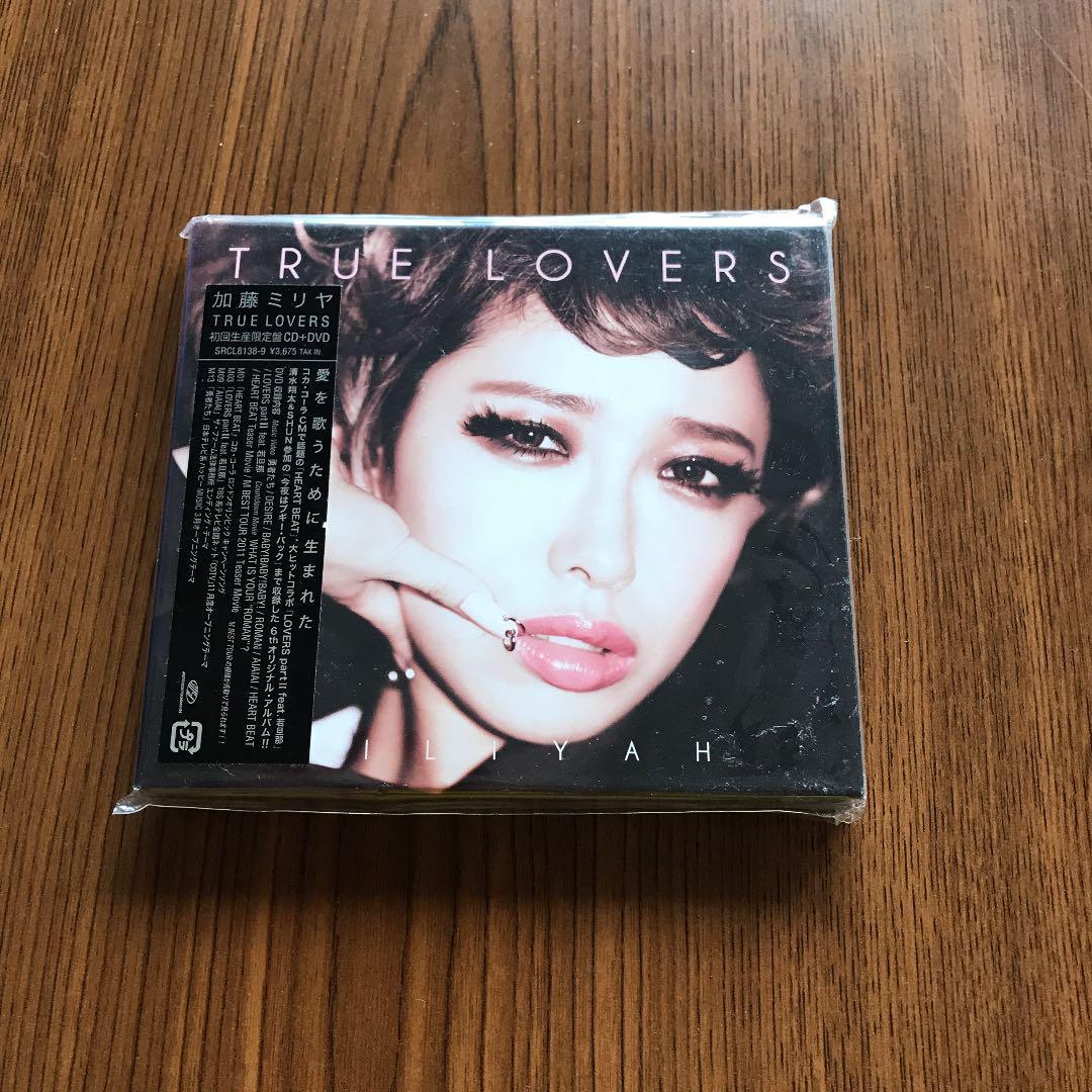 メルカリ - TRUE LOVERS 加藤ミリヤ 【邦楽】 (¥999) 中古や未使用のフリマ