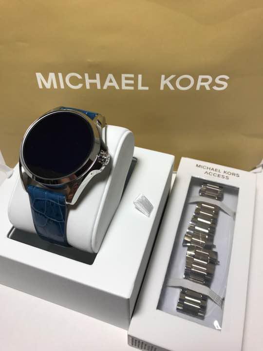 e79cc870c78b メルカリ - Michael Kors Bradshaw MKT5012  腕時計(アナログ ...