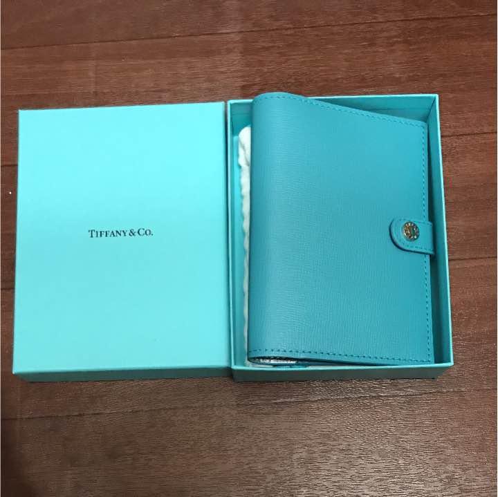new product b90ce cdb00 ティファニー 機内販売限定パスポートケース 新品未使用 激レア(¥22,600) - メルカリ スマホでかんたん フリマアプリ