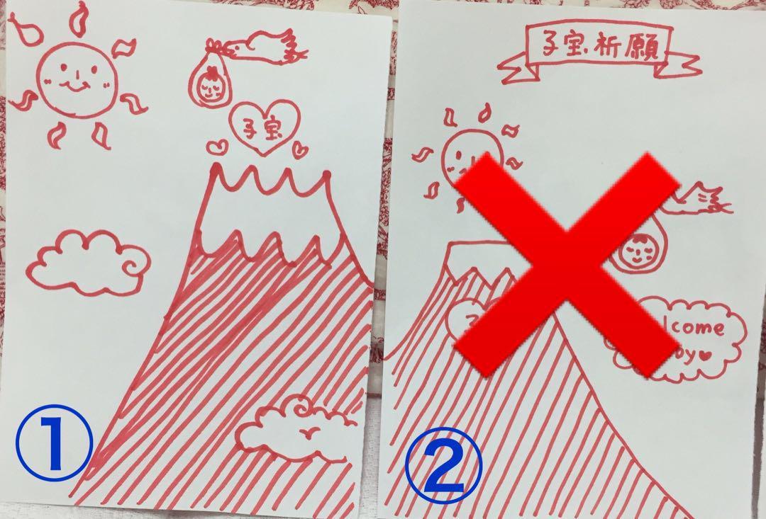 ジンクス 赤 富士 「赤富士」の妊娠ジンクス
