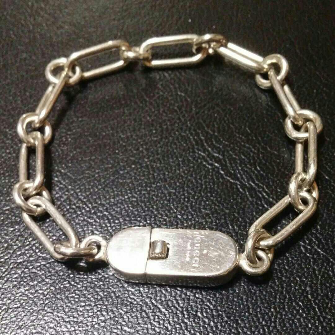 brand new 02068 c9850 GUCCI ブレスレット