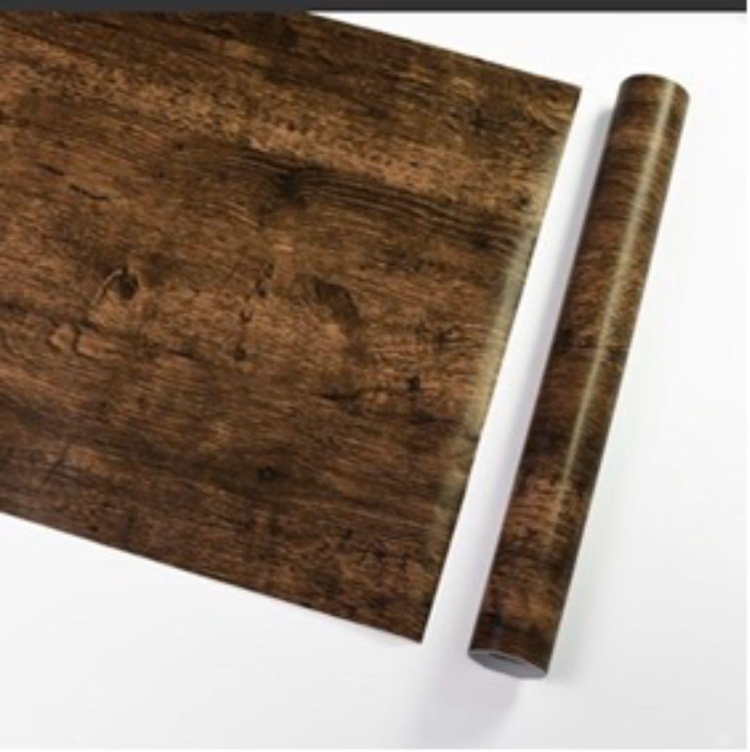 メルカリ 壁紙 大容量 10m 木目 木目調 木 木柄 ステッカー シール