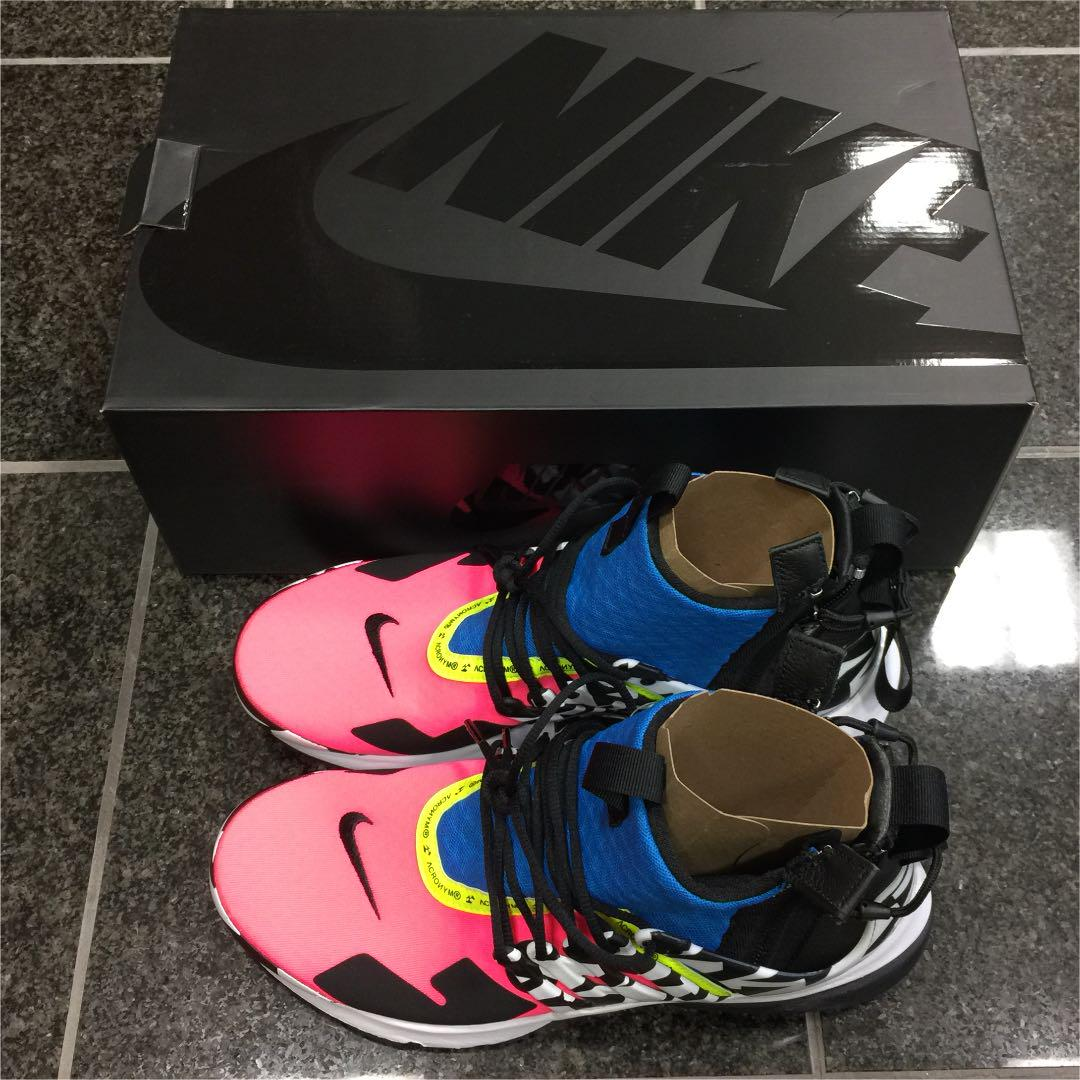 timeless design 9b926 6f503 ... Men 9Us Acronym X Nike Nike Nike Air Presto Mid 27410e