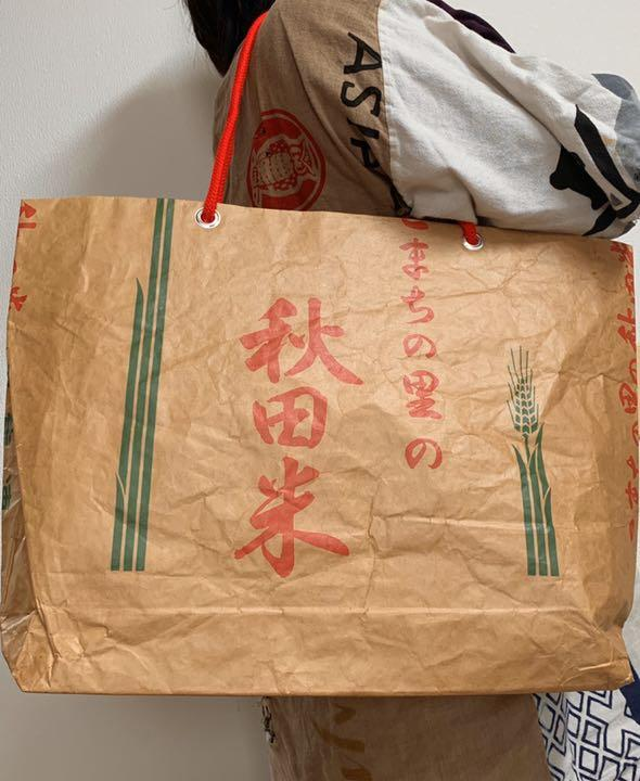 エコ バッグ 米袋