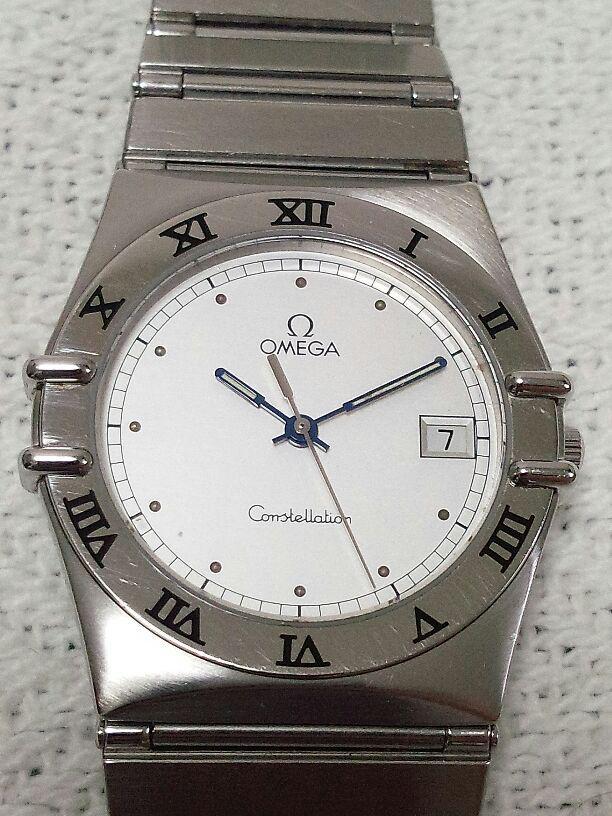innovative design 30b6e 54ac6 OMEGA オメガ コンステレーション アンティーク 腕時計 スイス製(¥37,500) - メルカリ スマホでかんたん フリマアプリ