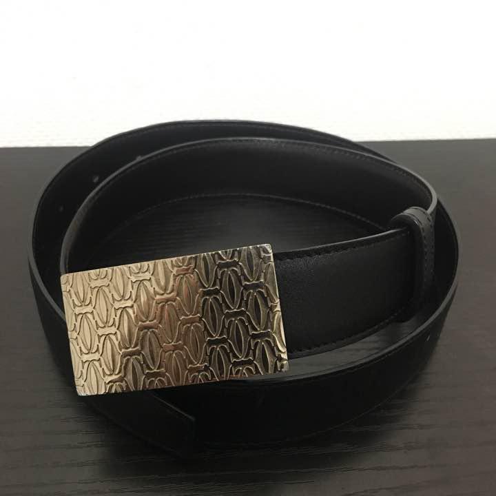 purchase cheap 7dc01 674a4 メルカリ - カルティエ Cartier ベルト バックル メンズ ...