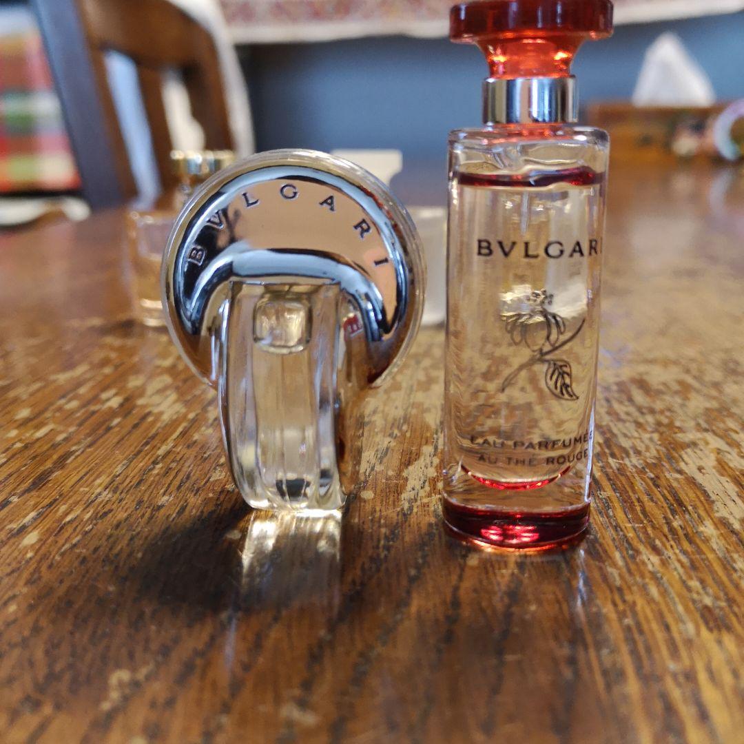 promo code 8d870 17146 【未使用】BVLGARI ブルガリ 香水ミニボトルセット 5ml(¥3,333) - メルカリ スマホでかんたん フリマアプリ