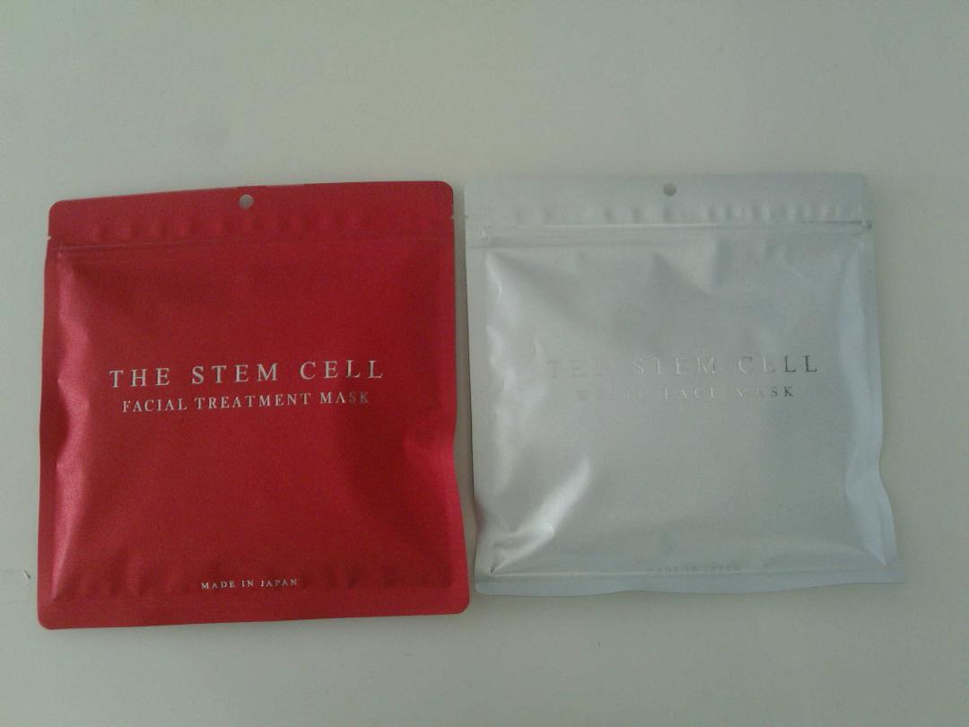 The stem cell フェイス マスク