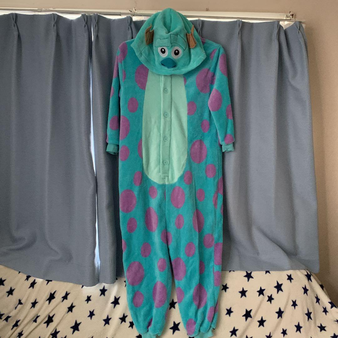 メルカリ モンスターズインク 着ぐるみ パジャマ 150cm 2 000 中古や未使用のフリマ