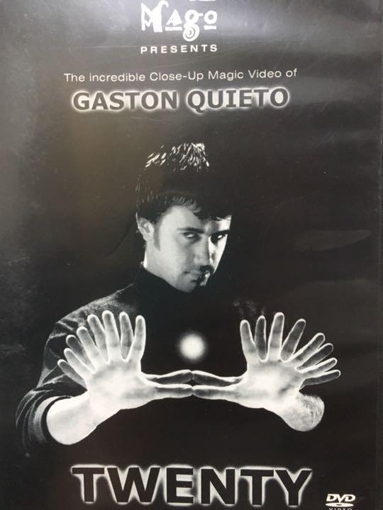 メルカリ - GASTON QUIETO TWENTY 【おもちゃ・ホビー・グッズ】 (¥2,500) 中古や未使用のフリマ