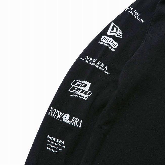 M 黒 NEW ERA オールド ロゴ ロンT 乃木坂 46 西野七瀬 高山一実