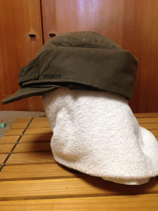 Filson Unisex Duckbill Cap
