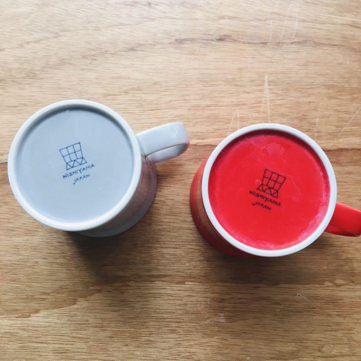 メルカリ - 波佐見焼きペアマグカップ 【食器】 (¥1,800) 中古や未使用 ...