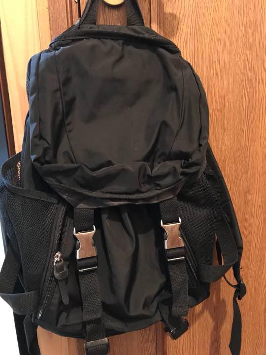 525bdd3033 メルカリ - リュック 黒 Heather 【リュック/バックパック】 (¥2,900 ...