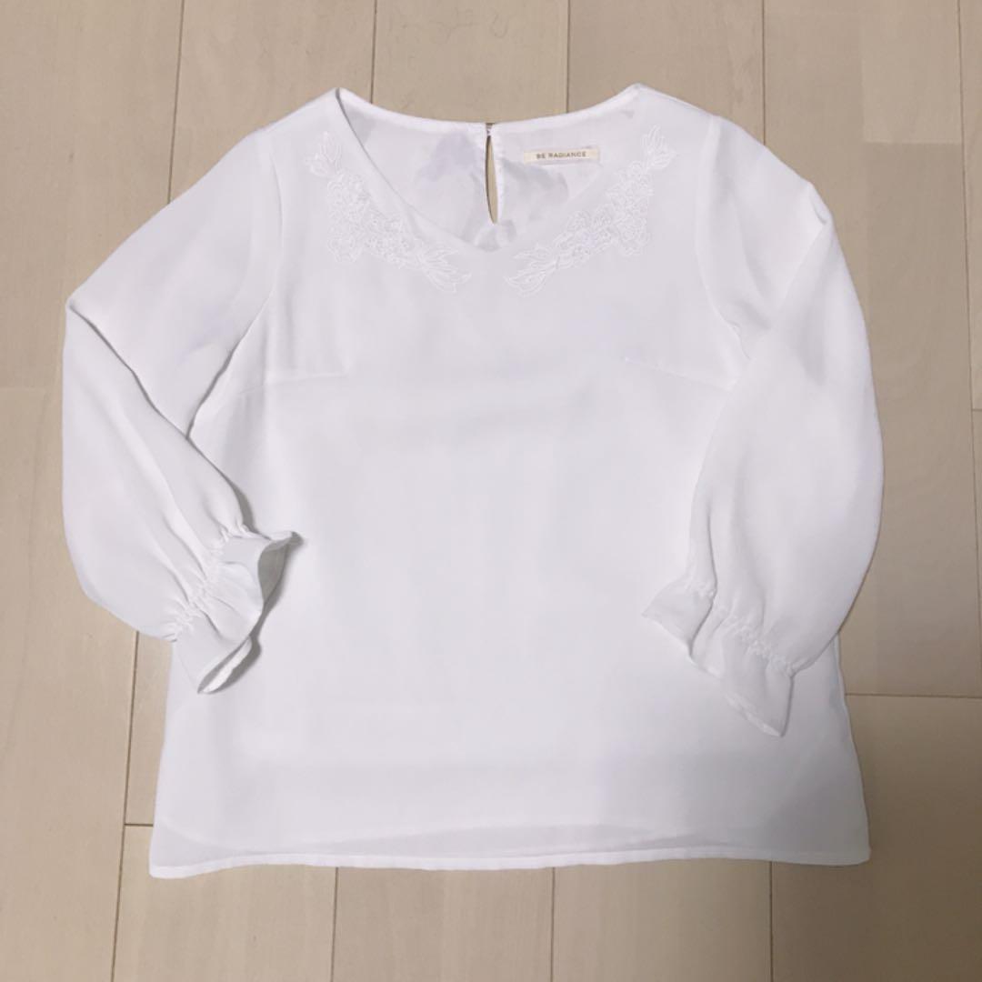d6c22b77da476 メルカリ - ビーラディエンス トップス ブラウス 【Tシャツ/カットソー ...