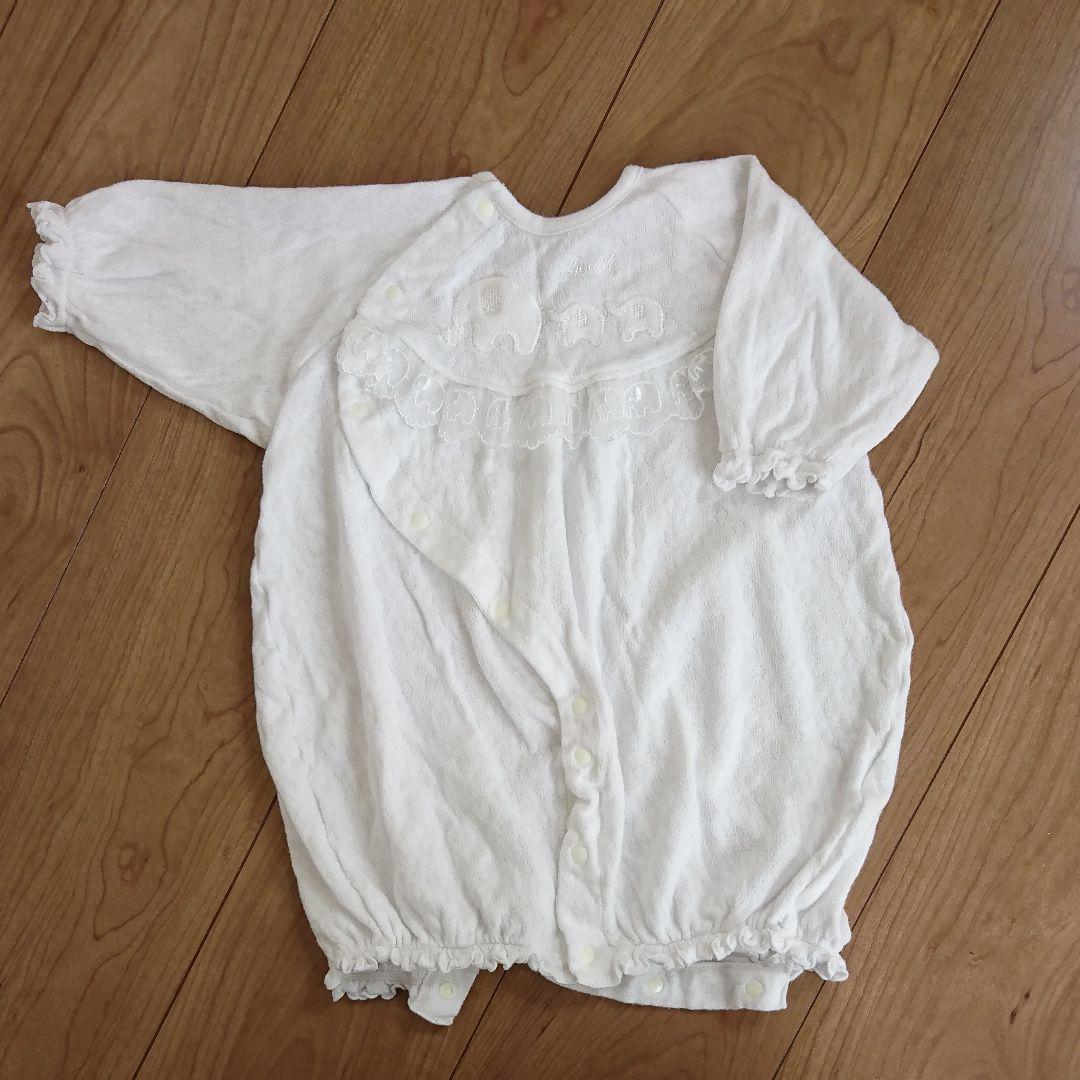 f5597d24dc064 メルカリ - ベビードレス セレモニードレス ロンパース (¥400) 中古や未 ...
