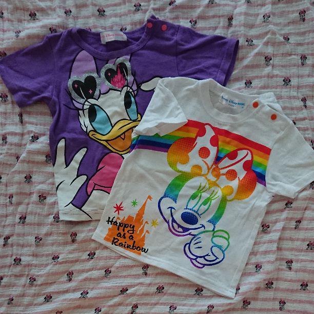 ea4f8accdcf3a メルカリ - ディズニーリゾート ベビーTシャツ 80cm ミニーマウス ...