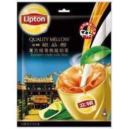メルカリ おまけ付き 台湾 ウーロンミルクティ 18袋 リプトン 茶 1 000 中古や未使用のフリマ