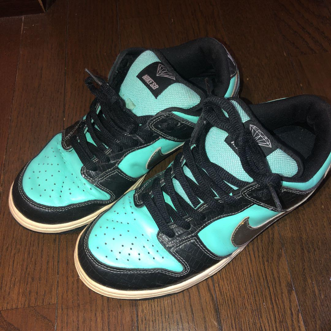 sports shoes 7dd89 de981 NIKE SB DUNK LOW TIFFANY