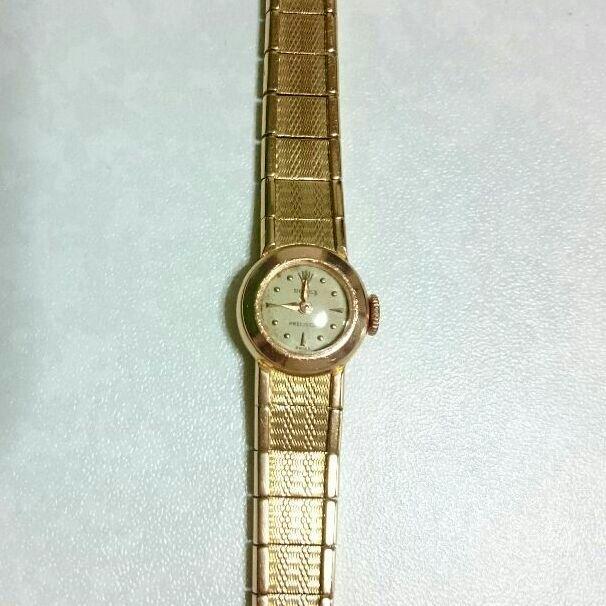 wholesale dealer dcba3 98a0f ロレックス アンティーク ピンクゴールド(¥700,000) - メルカリ スマホでかんたん フリマアプリ