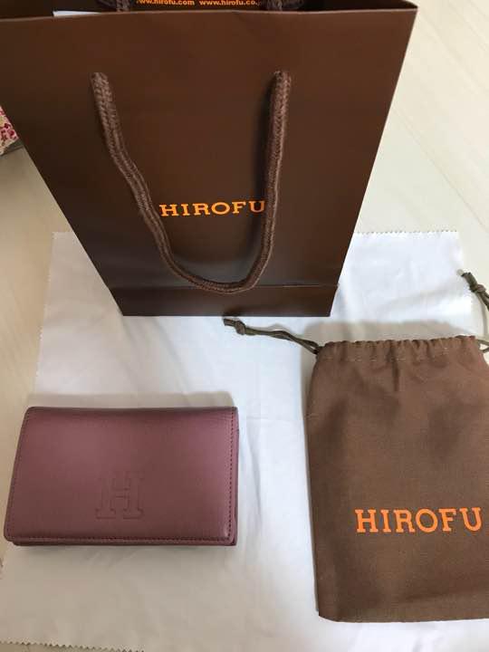 new arrival 84077 f1e8d ヒロフ財布❤️2018年新作(¥27,000) - メルカリ スマホでかんたん フリマアプリ