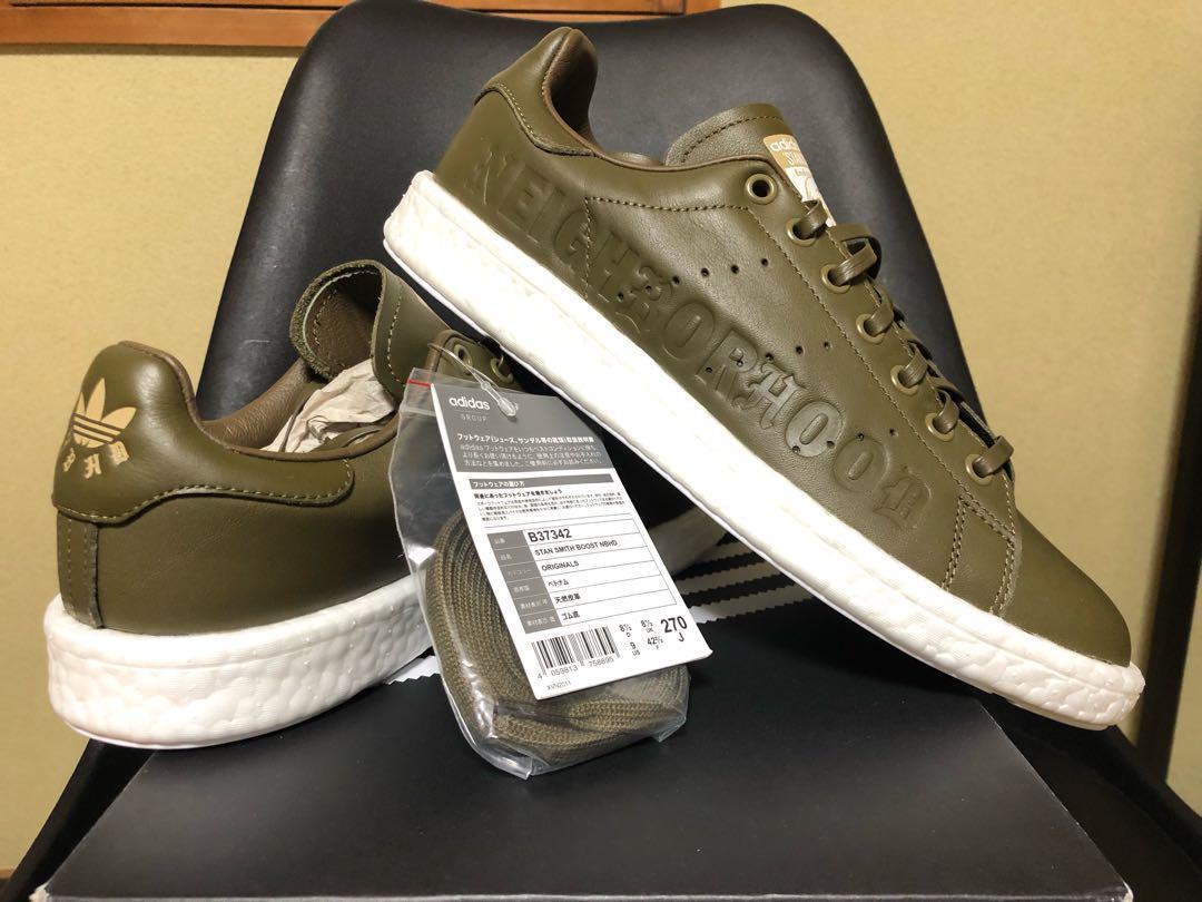 buy popular 7060a 53e4e Neighborhood x adidas Stan Smith(¥18,800) - メルカリ スマホでかんたん フリマアプリ