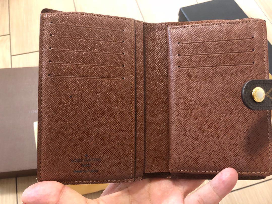 huge discount 31928 c0525 ルイヴィトン モノグラム 二つ折り財布 がま口(¥40,000) - メルカリ スマホでかんたん フリマアプリ