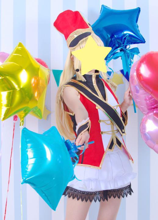バンドリ ガルパ 弦巻こころ コスプレ衣装(¥4,444) , メルカリ スマホでかんたん フリマアプリ