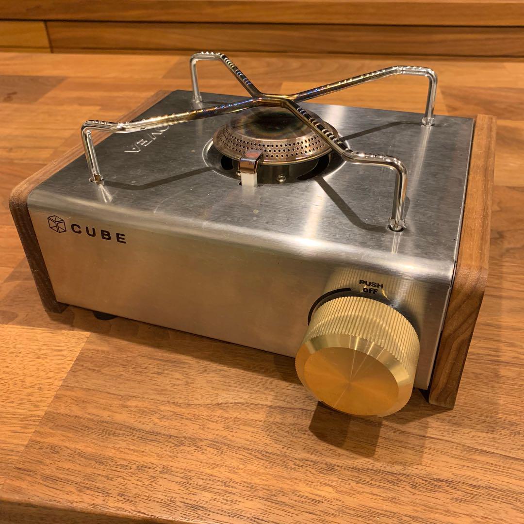 KOVEA CUBE 真鍮 ツマミ カバー コベアキューブ(¥5,800) - メルカリ スマホでかんたん フリマアプリ