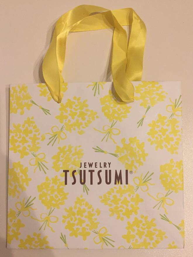 TSUTSUMI ショップ袋 紙袋 アクセサリー(¥ 300) , メルカリ スマホでかんたん フリマアプリ